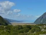 Uitzicht op Lake Pukaki