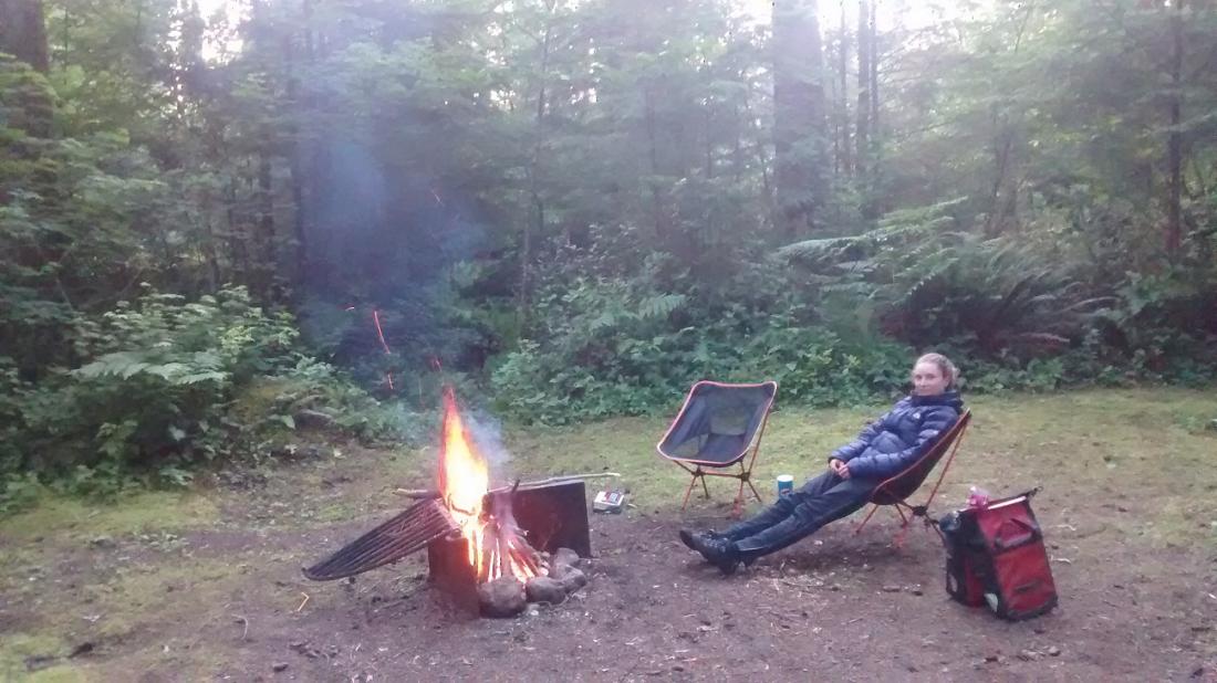 Volledige aansluiting campings Oregon Coast
