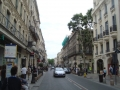 straat in Avignon